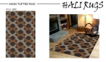 Modern hand Tufted rug