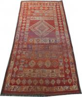 Antique Moroccan Berber carpets 146X330 cm