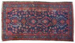 Tapis ancien Persan MALAYER 104X175 cm